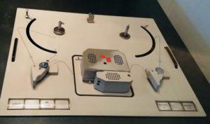 Papertape-Bandlaufwerk der Z22